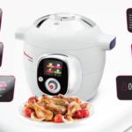 Cookeo Moulinex robot de cuisine multifonction