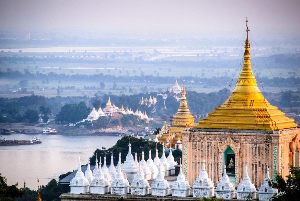Mandalay en Birmanie