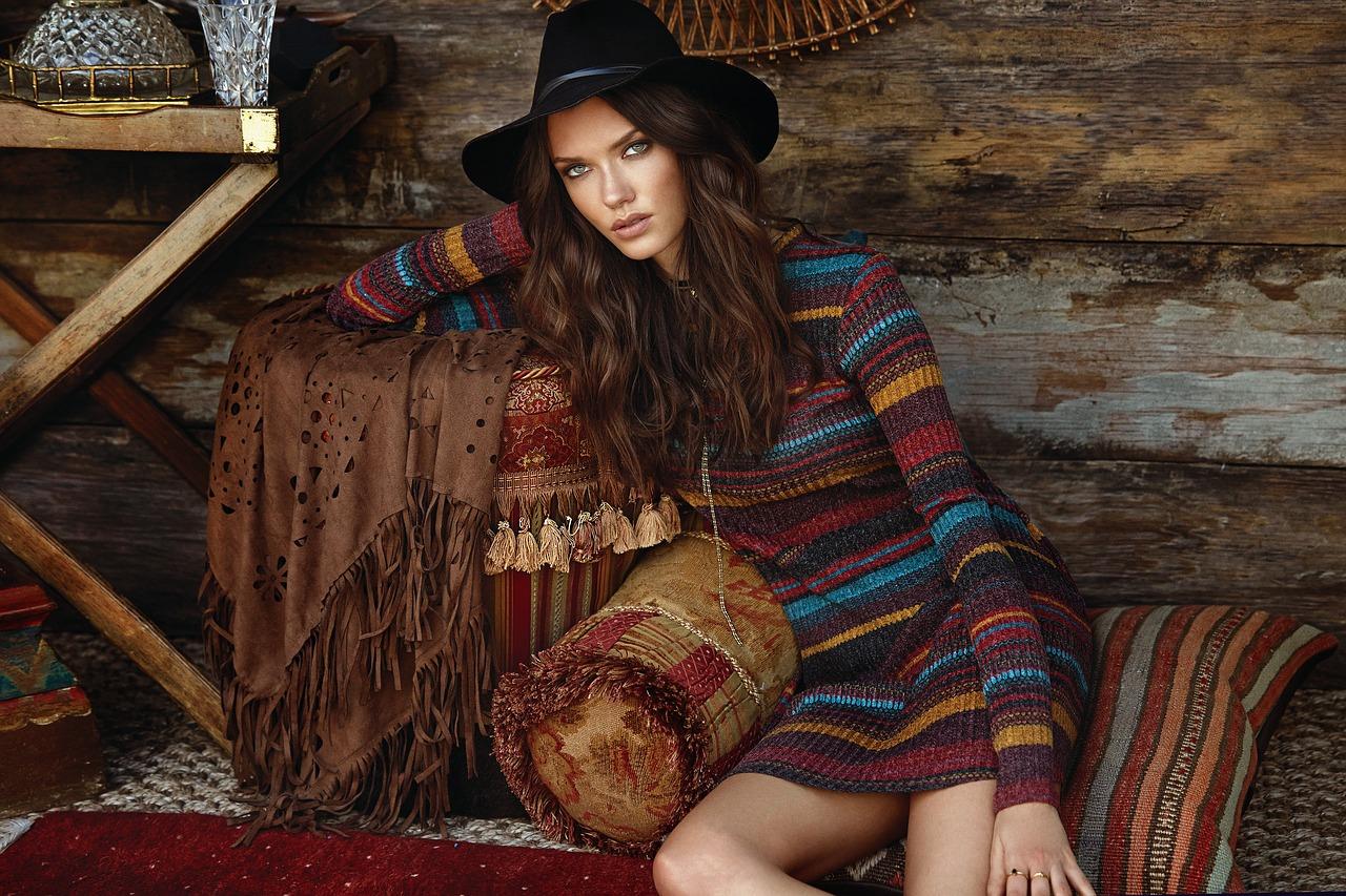 Mode femme et shopping