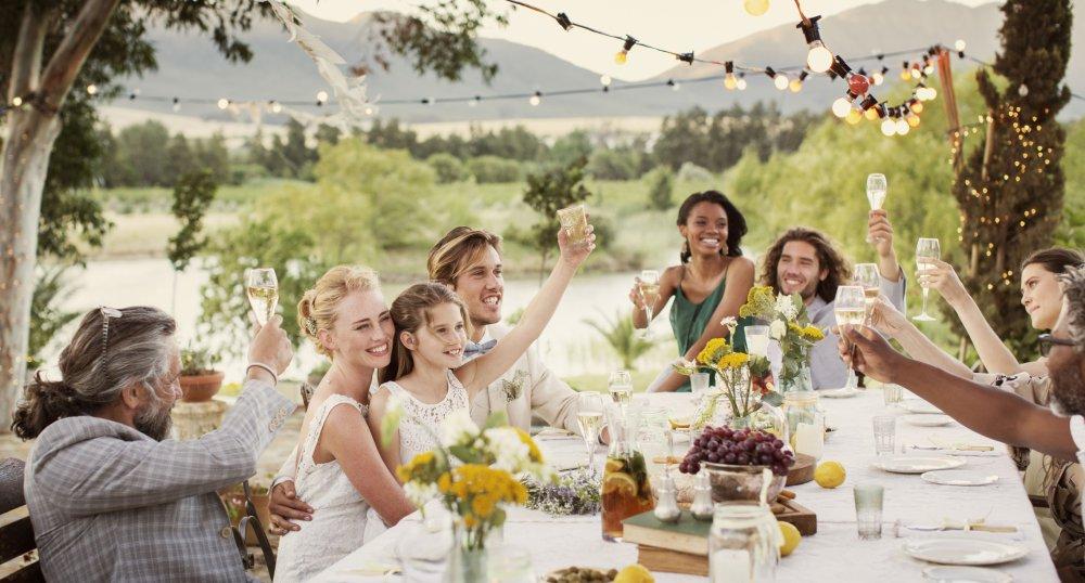 5 Id Es Originales Pour La D Co Ext Rieure De Votre Mariage