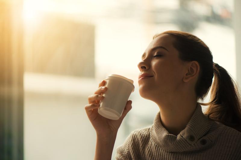 Le thé contre la dépression