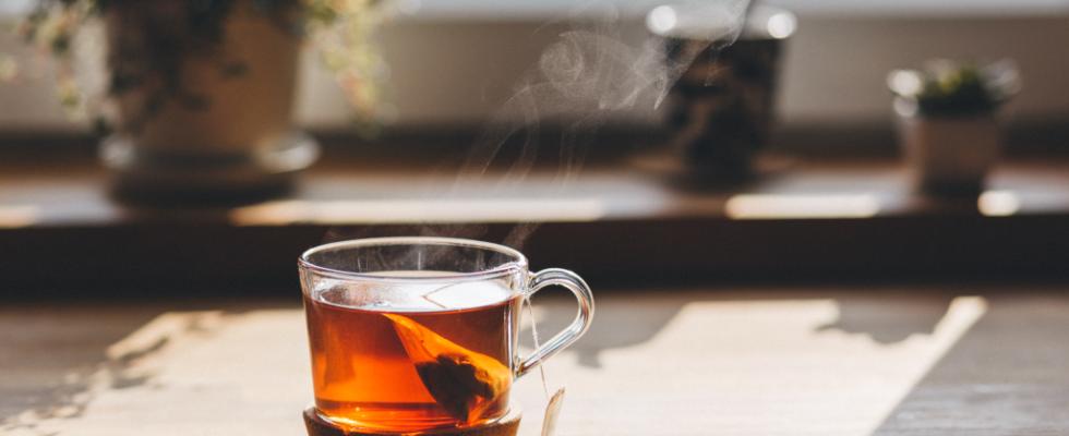 Pourquoi boire du thé