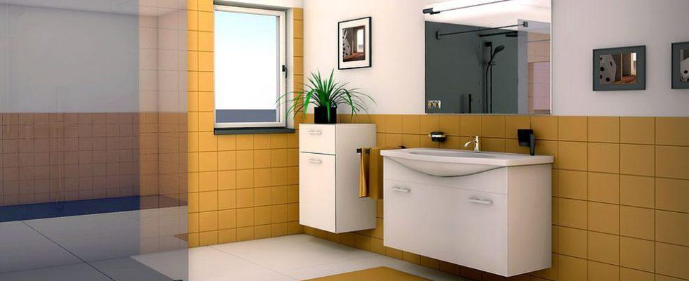 miroir lumineux un accessoire de salle de bains. Black Bedroom Furniture Sets. Home Design Ideas