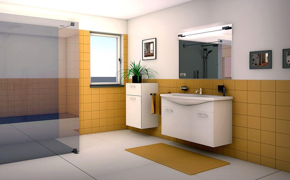 Miroir lumineux une id e originale pour d corer sa salle de bains 3 id es et solutions - Decorer sa salle de bain ...