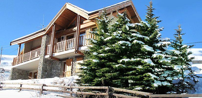 Rendez-vous à Chatel l'hiver prochain
