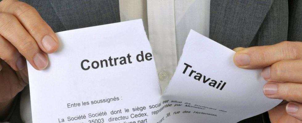 Licenciement et rupture de contrat