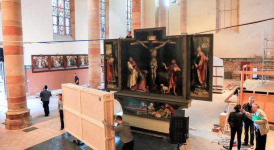 Transport et conservation d'oeuvres d'art